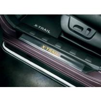Nissan Indstigningslister m lys (Xtrail T31)